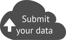Button to submit your data